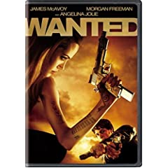 Angelina Jolie's Wanted