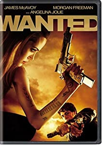 Wanted (Widescreen Edition) (2008) (Bilingual)