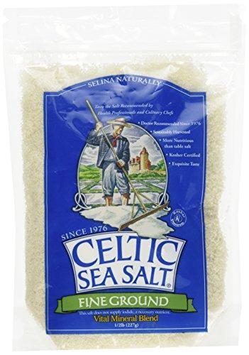 CELTIC SEA SALT FINE GRND POU, 8 OZ (Celtic Sea Salt Course compare prices)