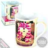 10cm Bagpuss Mug With Picture And Poem On Reverse - Retro/Unique Gift (PL76)
