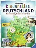Ravensburger Kinderatlas Deutschland: Bundesländer