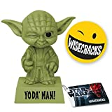 "Yoda: ""Yoda' Man!"" – Star Wars – Wacky Wisecracks Bobble-Head"