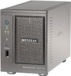 Netgear RND2000-200EUS - Servidor NAS