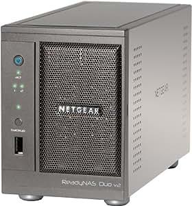 Netgear RND2000-200EUS Serveur de stockage 2 baies ReadyNAS Duo V2 Edition Marvel Premium (châssis vide)