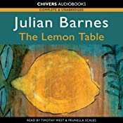 The Lemon Table | [Julian Barnes]