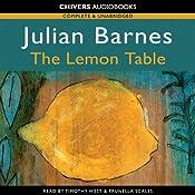 The Lemon Table | [Julian Barnes]