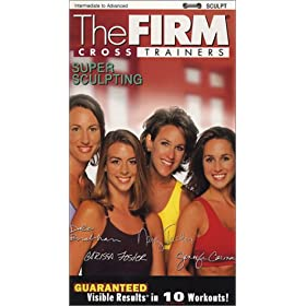 The Firm - Cross Trainers: Super Sculpting