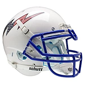 Air Force Falcons NCAA Authentic Air XP Full Size Helmet (Alternate White 2) by Schutt