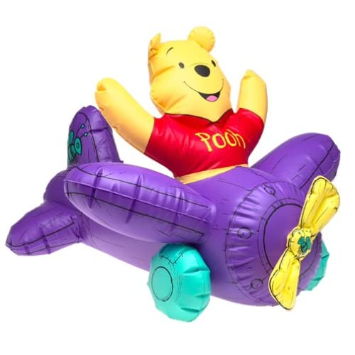 Fisher Price Inflatable Bouncin Ride Winnie The Pooh