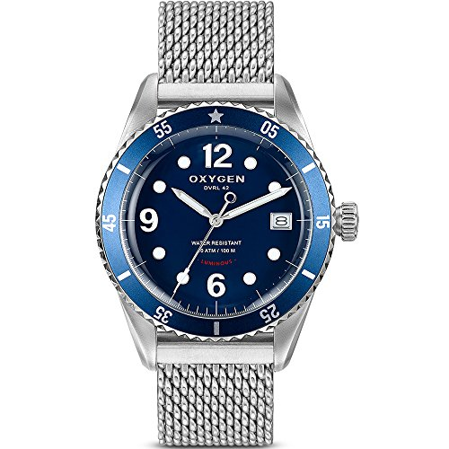 Oxygen Legend Diver 42 mm Bal