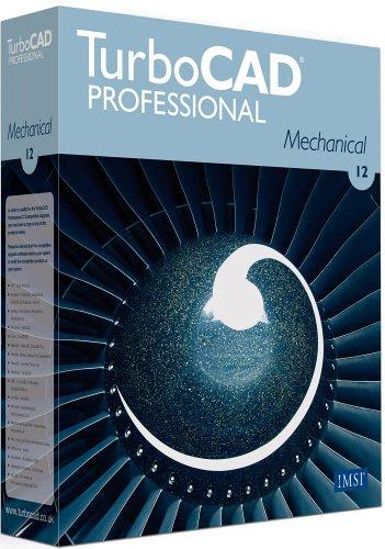 IMSI TurboCAD Professional 12: Mechanical (PC)