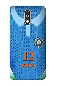 ZAPCASE PRINTED BACK COVER FOR MOTO G4 PLUS