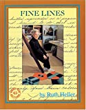 Fine Lines (Meet the Author (Katonah, N.Y) (187845076X) by Heller, Ruth