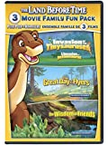 The Land Before Time XI-XIII 3 Movie Family Fun Pack