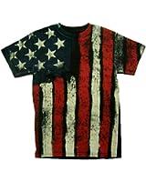 American Flag USA United States Graphic T-Shirt
