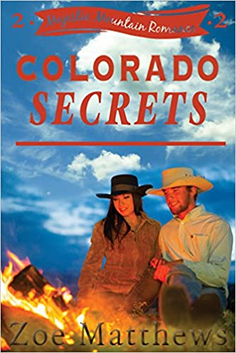 Colorado Secrets: A Clean Western Romance (Majestic Mountain Ranch Romances, Book 2) (Majestic Mountain Ranch Romance Series)
