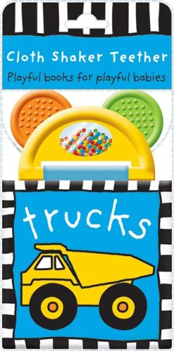 Cloth Shaker Teether Trucks