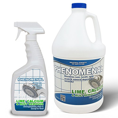 instant-lime-calcium-rust-remover-phenomenal-natural-cleaner-1-quart-spray-bottle-and-1-gallon-bottl