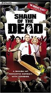 Amazon.com: Shaun of the Dead [VHS]: Simon Pegg, Nick ...