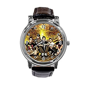 A Day to Remember Unique Diy Custom Photo Design Round Wrist Women Watch -S39