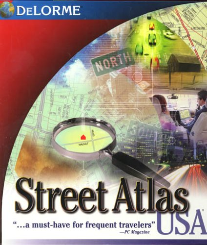 Street Atlas USA 8.0 (Mapping Software compare prices)