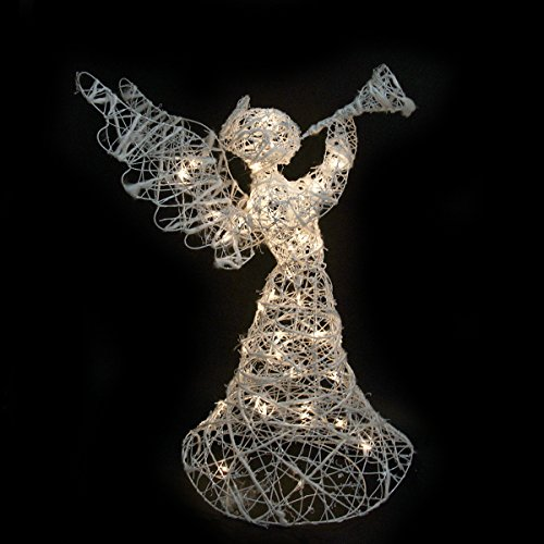 Lighted Christmas Angels For Your Yard Home