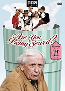 Are You Being Served?, Vol. 11 by BBC Home Entertainment