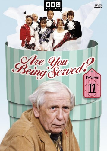 Cover art for  Are You Being Served?, Vol. 11