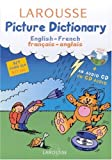 Larousse Picture Dictionary: Anglais, CP-CE1, 5-7 ans (French Edition) (2035401755) by Natacha Diaz