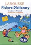 Larousse Picture Dictionary : Anglais...