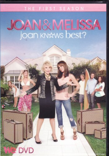 Joan & Melissa: Joan Knows Best Season 1 [DVD] [Region 1] [US Import] [NTSC]