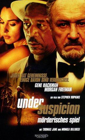 Under Suspicion - Mörderisches Spiel [VHS]