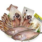 【冷凍】豪華 海の幸 漁港 セット 6種 赤かれい はたはた あじ するめいか へしこ2種 越前仕立て [その他] ランキングお取り寄せ