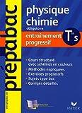 echange, troc Jacques Royer - Physique-Chimie Tle S obligatoire : Entraînement progressif