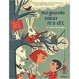 echange, troc Gilberte Niahm Bourget, Laurent Sauvagnac, Julia Wauters - Ma grande soeur m'a dit (1CD audio)