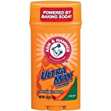 Arm & Hammer Ultramax Deodorant & Anti-Perspirant, Invisible Solid, Fresh 2.8 OZ