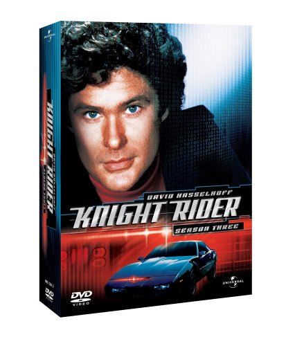 Knight Rider - Season 3 [DVD]