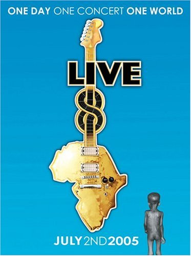 "The Beatles Polska: Premiera DVD ""Live 8"""