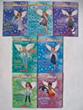 img - for Rainbow Magic: The Ocean Fairies Complete Set, Books 1-7 (Ally the Dolphin Fairy, Amelie the Seal Fairy, Pia the Penguin Fairy, Tess the Sea Turtle Fairy, Stephanie the Starfish Fairy, Whitney the Whale Fairy, Courtney the Clownfish Fairy) book / textbook / text book