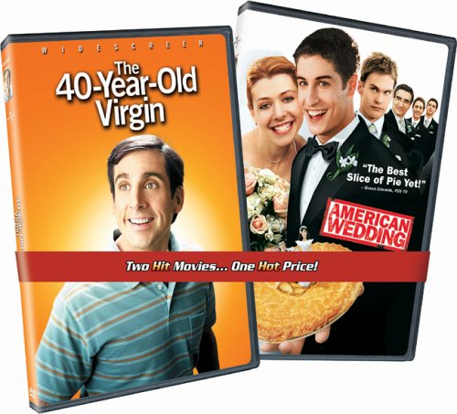 Cover art for  The 40-Year-Old Virgin/American Wedding: Party Edition (Wide Screen)