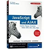 "JavaScript und AJAX - Das Video-Training auf DVDvon ""Galileo Press"""