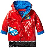 Wippette Little Boys Race Car Raincoat