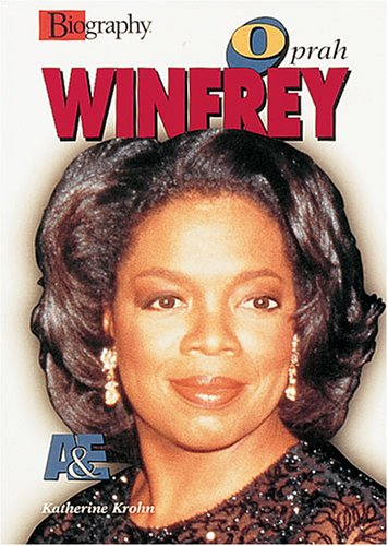 oprah winfrey biography book. Oprah Winfrey (Biography