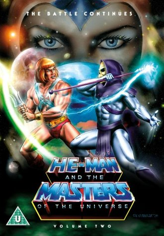 He-Man And The Masters Of The Universe: Volume 2 [DVD]