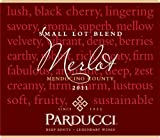 2011 Parducci Small Lot Blend Merlot Mendocino County 750 mL