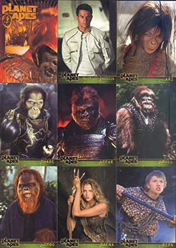 planet-of-the-apes-movie-2001-topps-complete-base-card-set-of-90