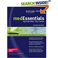 Medessentials high yield usmle step 1 review