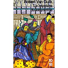 Le mystère du labyrinthe - Robert Van Gulik