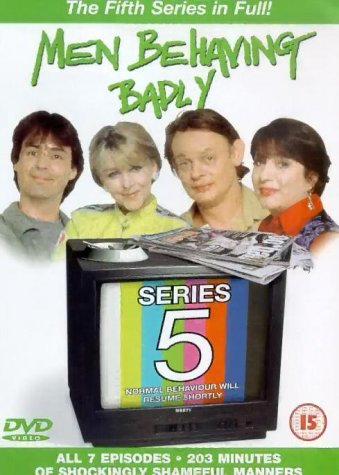Men Behaving Badly - Series 5 BBC [1992] [DVD]