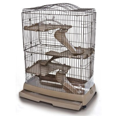 Ware Manufacturing Level 4 Clean Living Cage for Small Pets (Ware Manufacturing compare prices)
